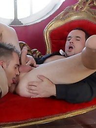 Father Salvatore commits sins of the flesh with brother Adrian!